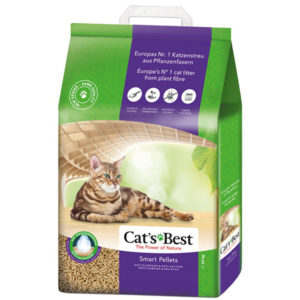 Chefs4Pets|Cat's Best Smart Pellets 10kg
