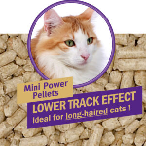Cats Best Smart Pellets 10Kg/ 20L Clumping ECO cat litter | chefs 4 pets