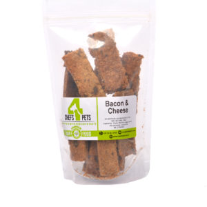 Bacon and Cheese Dog Biscuits | Raw dog food | raw pet food | Chefs4Pets