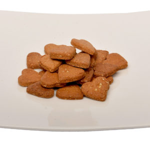 Banana and Peanut Butter Dog Biscuits | raw dog food | raw pet food | Chefs4Pets