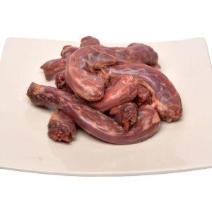 Duck Necks   raw dog food   raw pet food   Chefs4Pets