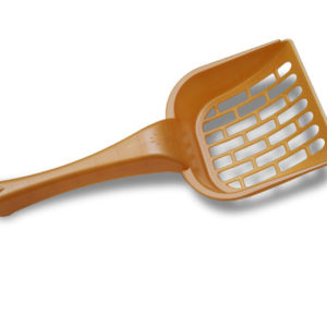 Cats Best Litter Scoop - Gold | chefs4pets