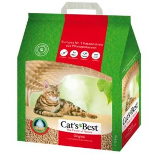 Cats Best Original 2.1Kg/ 5L Clumping ECO cat litter | Chefs4Pets