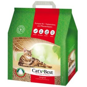 Cats Best Original 4.3Kg/ 10L Clumping ECO cat litter | Chefs4Pets