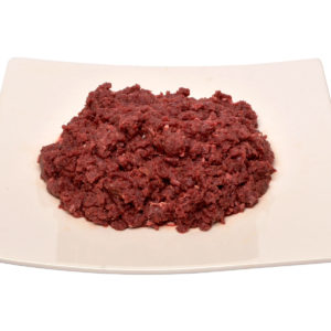 Ox Heart Mince 1Kg | raw cat food | raw dog food | raw pet food | Chefs4Pets