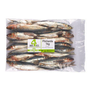 Pilchards Whole | raw dog food | raw cat food | raw pet food | Chefs4Pets
