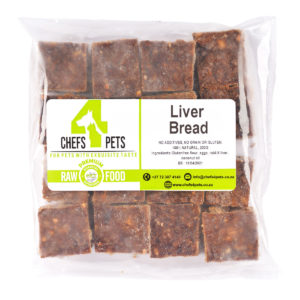 Soft Liver Loaf (Frozen) | raw dog food | raw pet food | Chefs4Pets