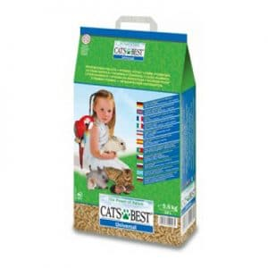 Cats Best Universal 4Kg/ 7L ECO cat litter/ bedding | chefs4petsr/ bedding