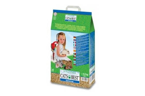 Cats Best Universal 4Kg/ 7L ECO cat litter/ bedding | chefs4petsr/ bedding