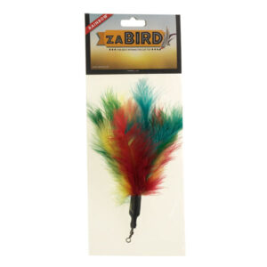 Rainbow Refill for zaBird Cat Toy Rod | chefs4pets