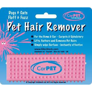 Pet Hair Remover from CARPET - Pink | chefs4pets