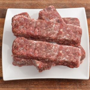 Beef and Rabbit Liver Pawtions   Raw Cat Food   raw pet food   Chefs4Pets