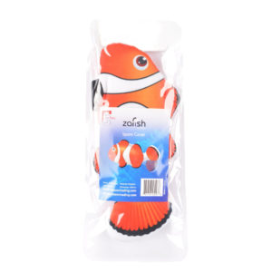Clown Fish Shell| zaFish| Chefs4Pets