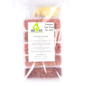Chefs4Pets Raw Pet Food Cat Tasting Pack (600g) 2