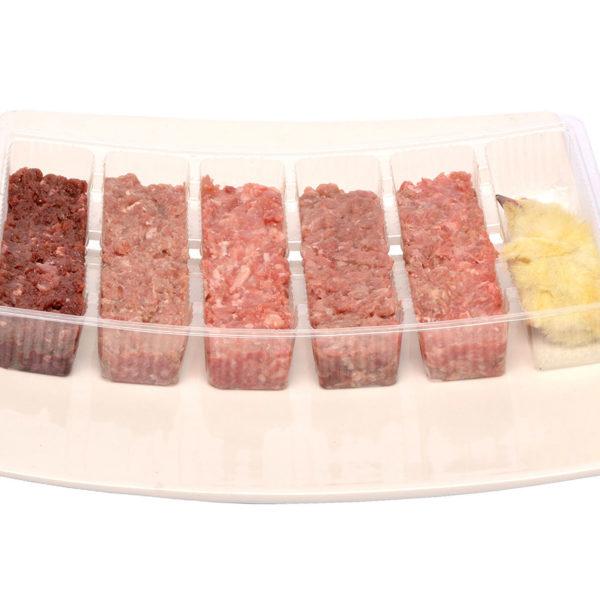 Cat Tasting Pack 600g | Raw Cat Food | Chefs4Pets